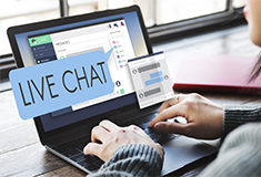 Live chat_copertina