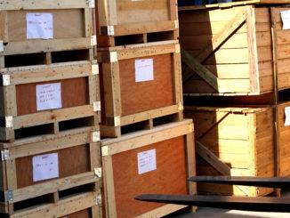 Casse in legno spedizioni