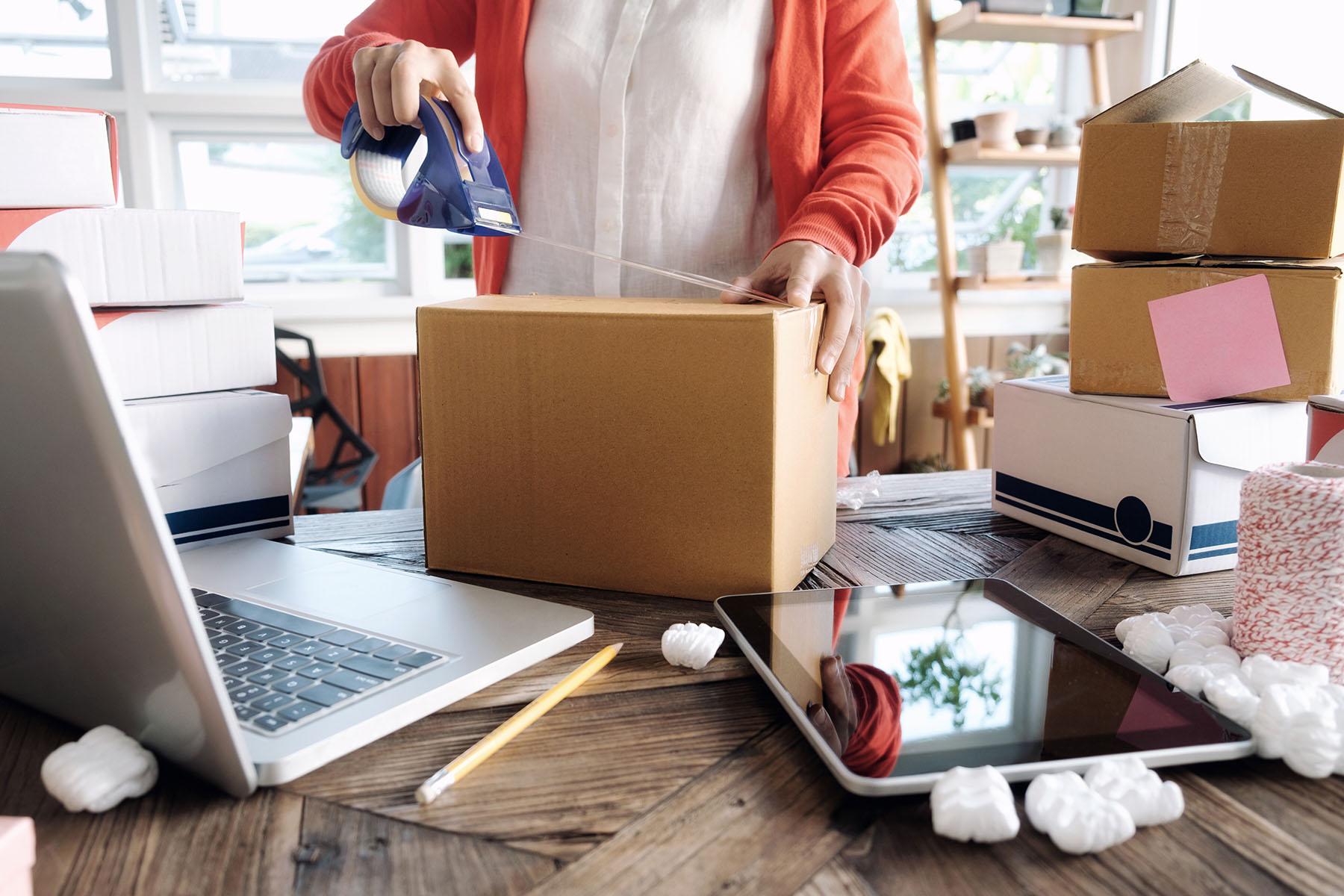 Vendere Su Amazon E Ebay Come Spedire I Tuoi Prodotti In Sicurezza Ratioform Blog